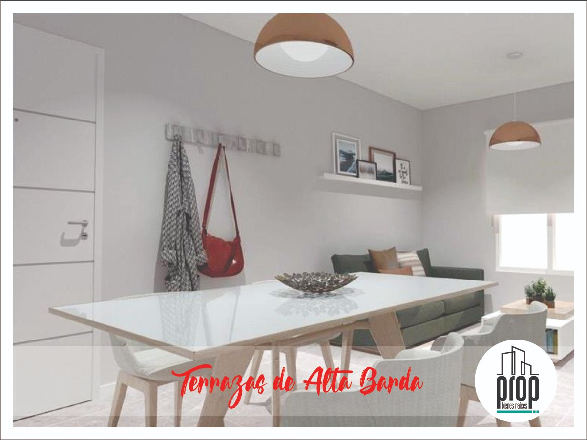 Departamento en venta de 3 dormitorios en Alta Barda
