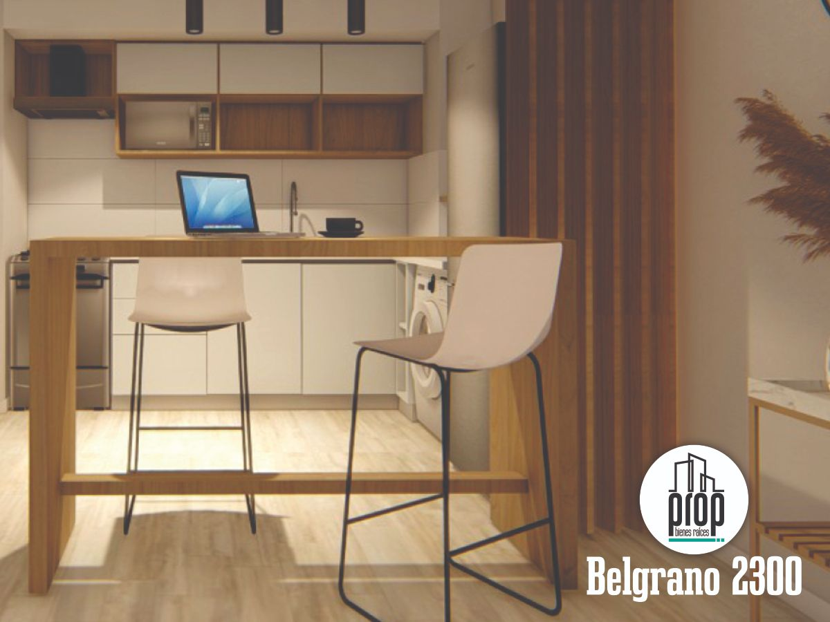 Belgrano 2300: Departamentos | Oficinas | Consultorios