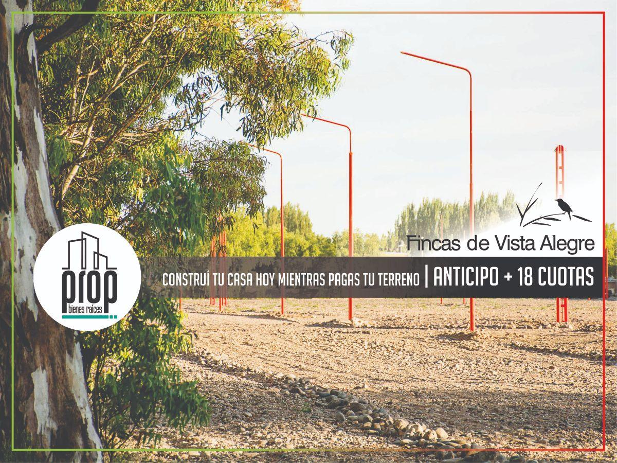 Lotes en Vista Alegre Norte | Amplia financiación