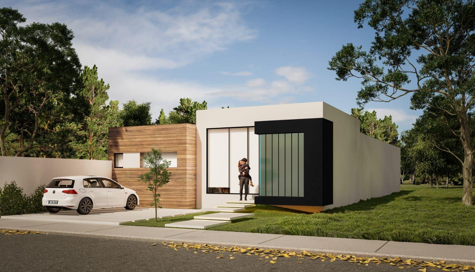 Casa en venta de 2 dormitorios en construcción en Rincón del Río