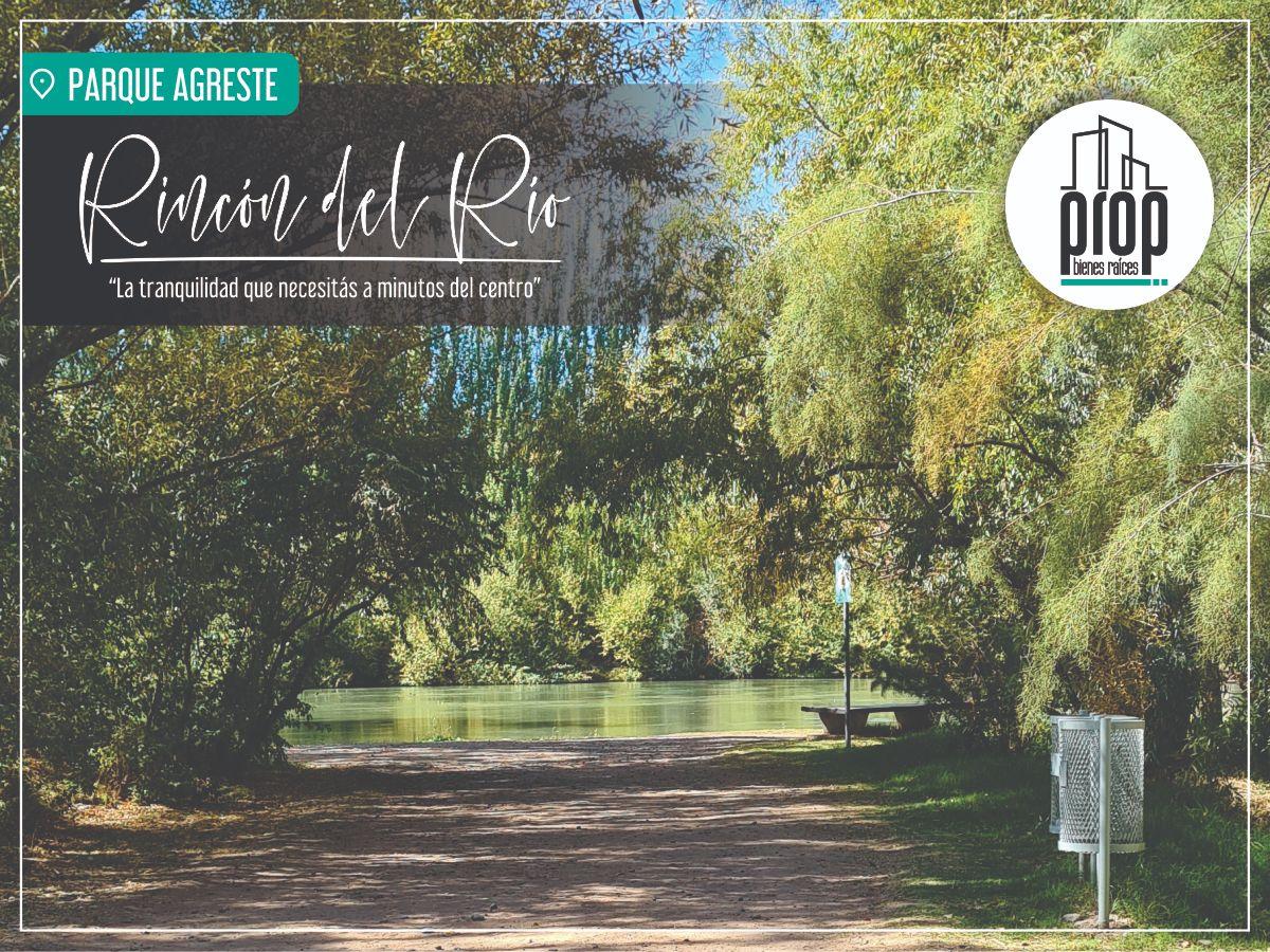 Terreno de 316 m2 en Rincón del Río   USD 42.000   OPORTUNIDAD