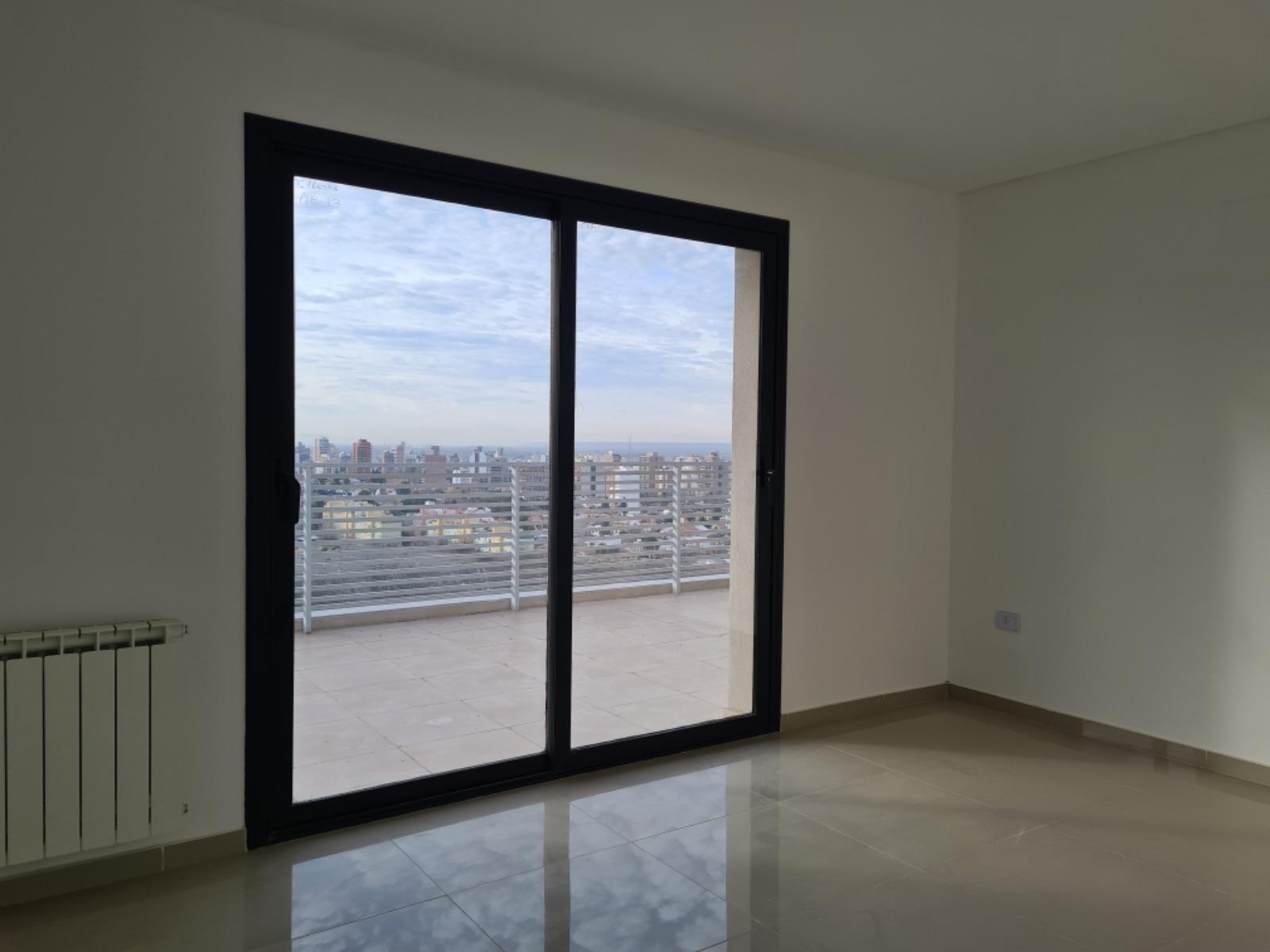 Semi piso dos dormitorios/c cochera